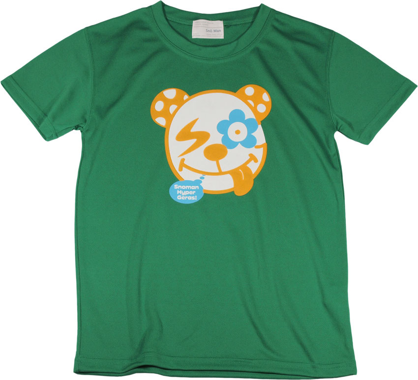 Cool Fast パンダTeeシャツ