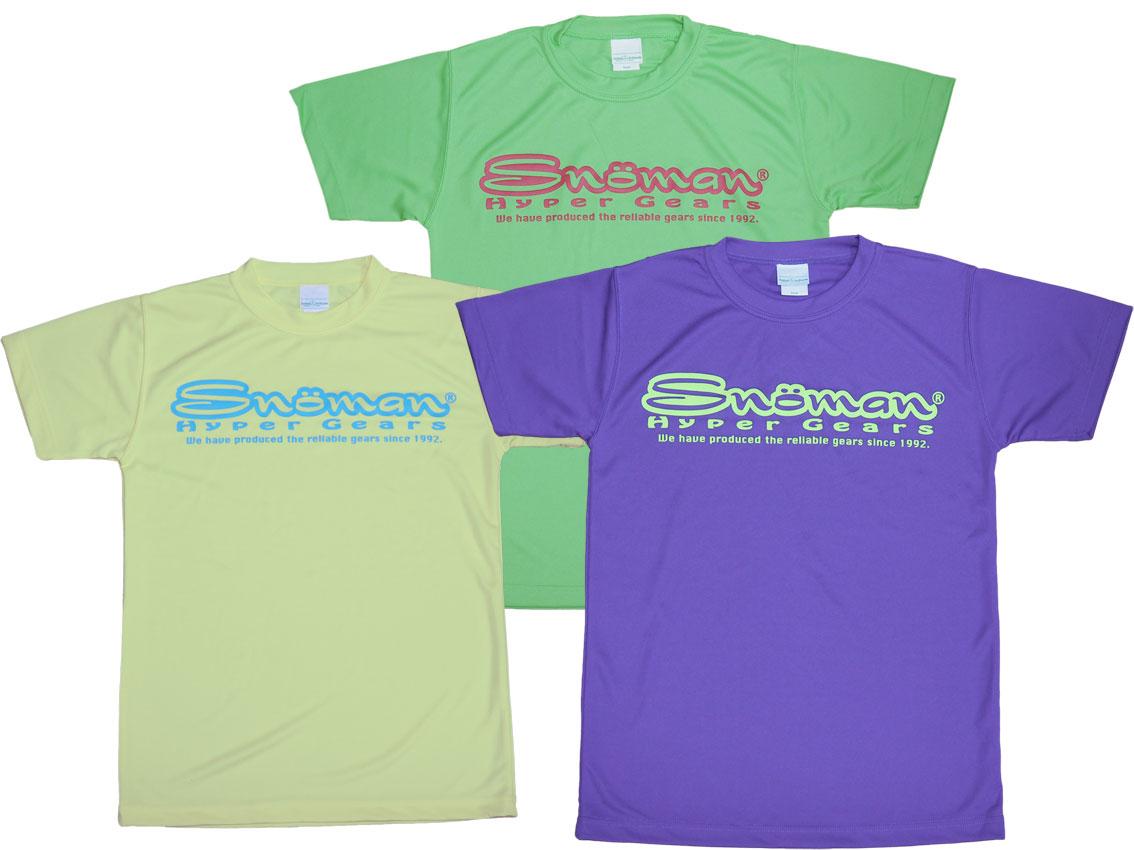 Dry Teeシャツ クラッシックロゴ